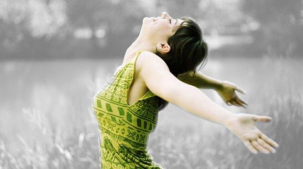 Life Coaching - Woman in a Field
